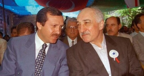 Tayyip Erdogan und Fethullah Gülen - Gülen Bewegung_ Islam