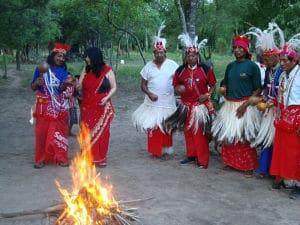 Hellseherin Tedora in Paraguay - 2003-2011