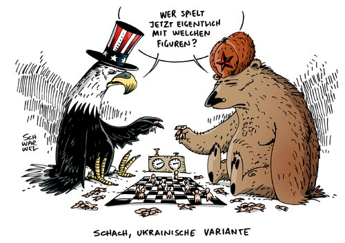 Schachspiel ohne schach matt usa russland hellseherin tedora
