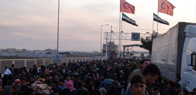 Neue Flüchtlingswelle
